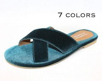 6b2a5c2ead1f Leather Handmade Sandals