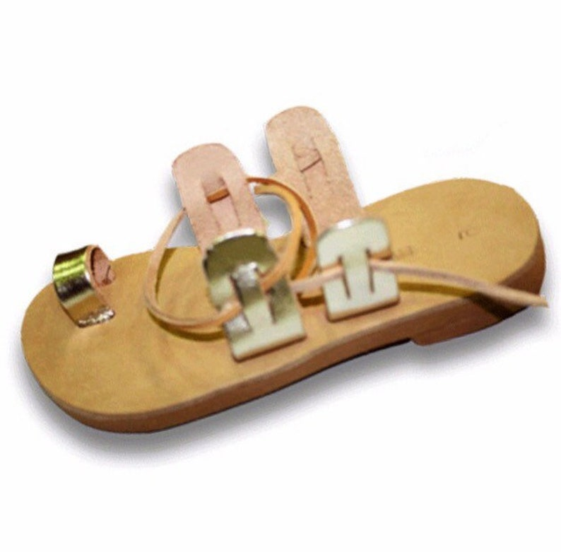 dbba4417104c3 Kid's Sandals, Tie Up Gladiator Sandals, Lace Up Sandals, Handmade Leather  Sandals, Greek Leather Sandals, Sandals for Kids, Girl's Sandals