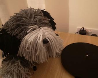 AA dog tukker hand made to order