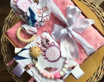 Baby Shower Gift Basket Etsy