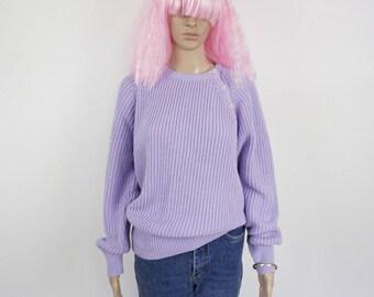 8fd756b5d2 Vintage Lavender Sweater