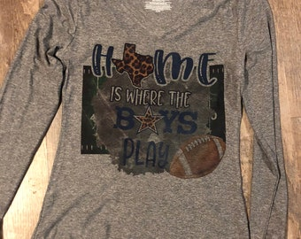 Women s Dallas Cowboys Shirt 87328f49a