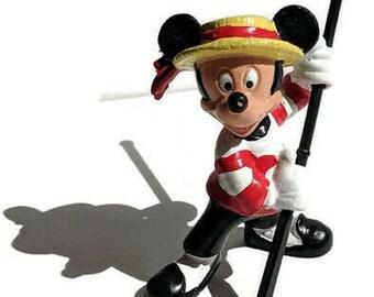 Bullyland Disney DuckTales Set Tour TRACK DONALD DUCK gâteau gâteau deco personnage