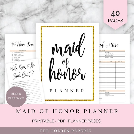 photo regarding Maid of Honor Printable Planner identify Maid of Honor Planner, Marriage ceremony Planner Printable, Maid of Honor Reward Plans, Maid of Honour Planner, Will By yourself Be My Maid of Honor, Marriage ceremony