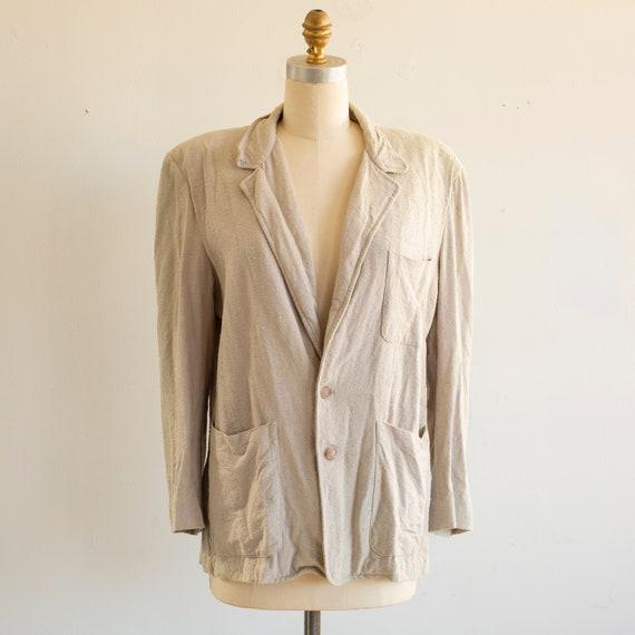 vintage 1940s hollywood jacket   blazer   medium,