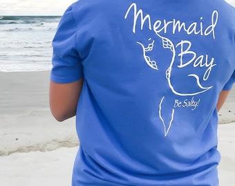 Mermaid Bay Original Logo T-shirts