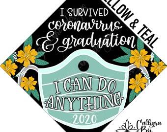 Grad cap decoration | Etsy