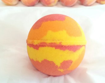 Citrus Bath Bomb  (medium 4.5oz)