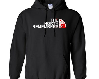 3db91923 The North Remembers Unisex Hoodie