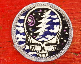 25 New Old Stock Uniform Patches New Old Stock Closed Embroidery Co// FREE Ship