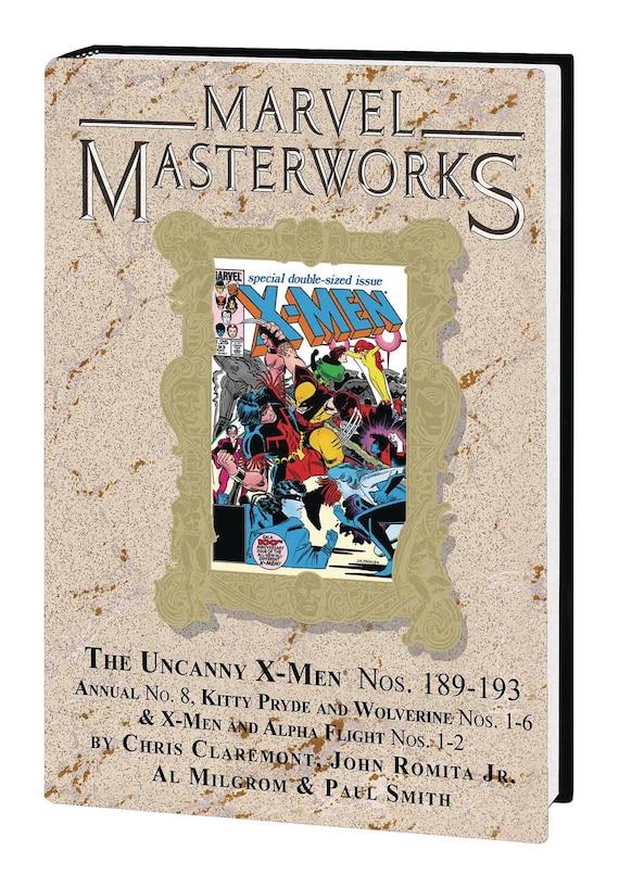 MARVEL MASTERWORKS Vol 270 The UNCANNY X-MEN NEW Sealed hardcover