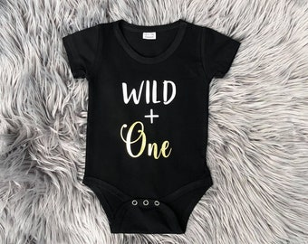 110357bc0 Get Hugs or Cry Trying Long Sleeve Baby Romper in Black