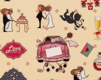 Wedding Planner Stickers