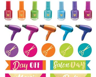 Planner Stickers: Me Time Functional Sticker Pack