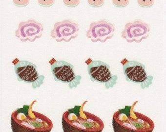 Japanese Stickers Ramen House