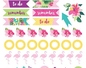 Productivity Planner Stickers
