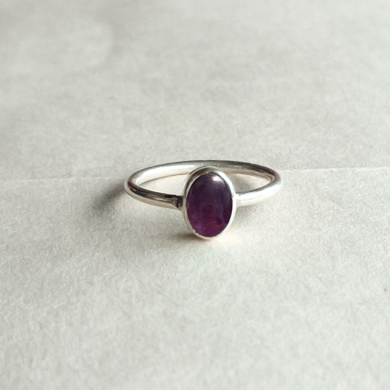 Designer Ring Fashion Ring Women/'s Ring Gift Ring Gemstone Ring 925 Sterling Silver Gorgeous Natural PURPLE AMETHYST Ring All Size