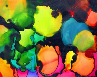 Alcohol Ink #2