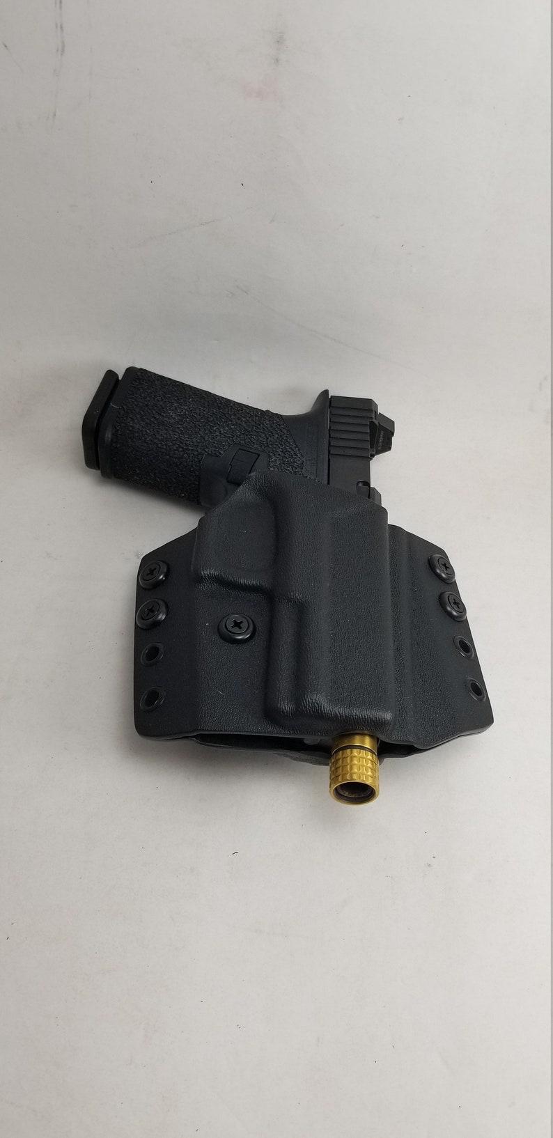 OWB holster p80 glock 34 pf940v2