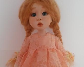 A handmade doll named Sun