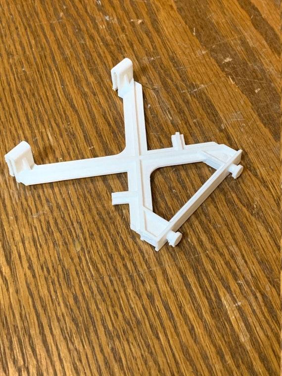 Pontoon Boat Connector 3D Printed Replica GIjOE Adventure Team