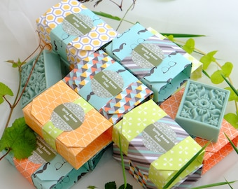 Spring Breeze Boxed Soap