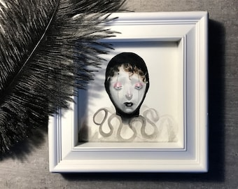 The Pierrot (Molly)