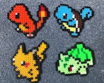 Gen 1 starter Pokemon