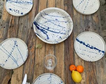 Flat plates turned sandstone