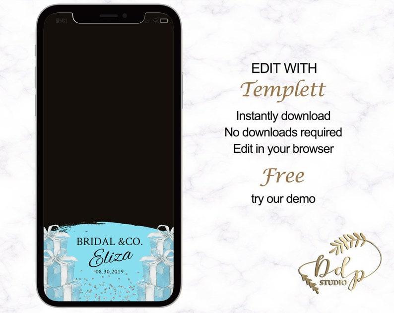 snapchat filter bridal Shower bride /& co Geofilter Bridal Geofilter Instant Download Editable Bachelorette Hen Party Shower Filter bri02b2