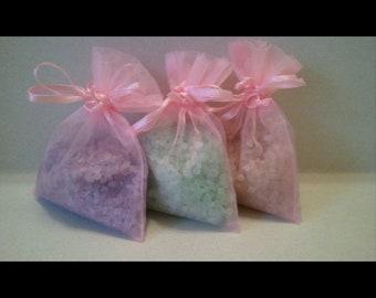 Bath Salt Favors