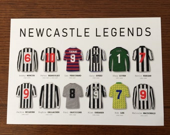 Gift Bag Small Newcastle United F.c