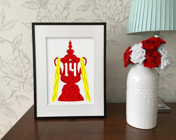 Arsenal - 14 FA Cups