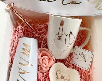 Future Mrs Gift Box. Future Mrs Gifts. Future Bride. Bride To Be Gifts. Bridal Shower Gifts. Bridal Gifts. Bride Gifts. Bride Gift Box
