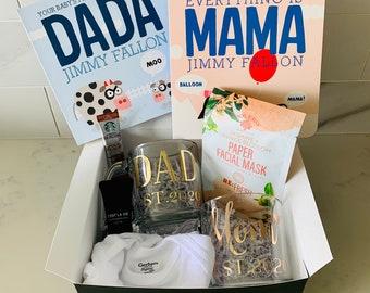 New Mom Gift Basket Etsy
