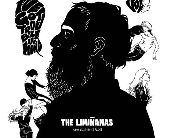 The Limi-anas- I've got trouble in mind vol 2- CD
