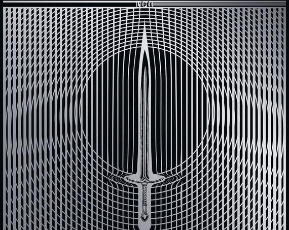 "L'Epée - Dreams-The Last picture show- Maxi vinyl  12"" A recording"