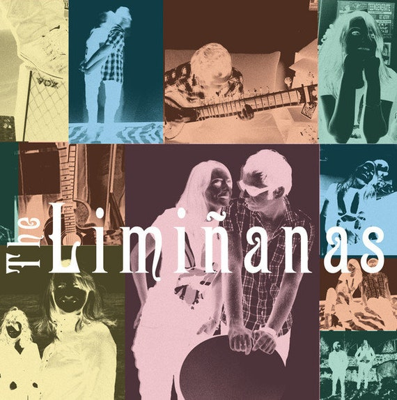 The Limiñanas -  The Limiñanas-  LP Vinyl -  Because Music 2010