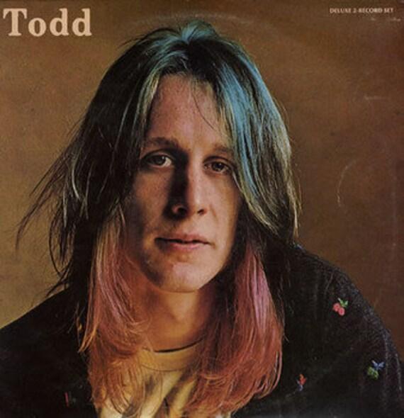 Todd Rundgren-Todd - LP double- Reissue