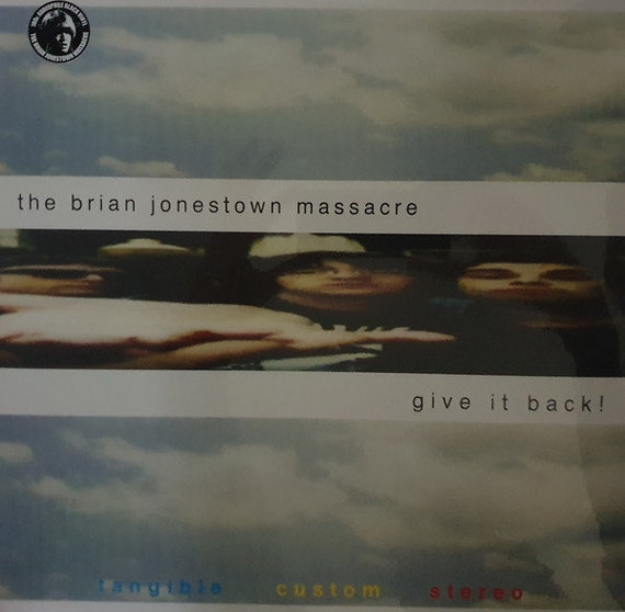 The Brian Jonestown Massacre – Give It Back! LP neuf