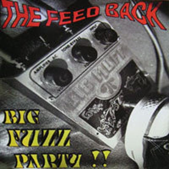 Lp Vinyl The Feedback Big Fuzz Party -Nine- LGDC Rec