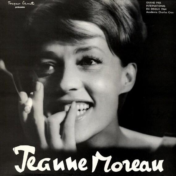 Jeanne Moreau - Chante 12 chansons de Cyrus Bassiak - Lp Vinyl neuf -Limited édition 1000 ex fnac