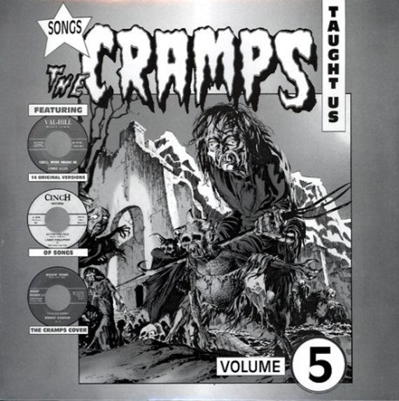 Songs the Cramps  taught us - vol 5 - Lp Vinyl