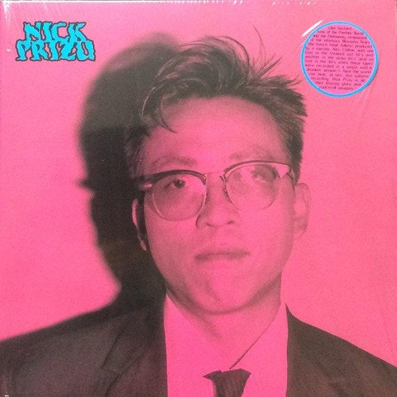 Nick Prizu – Nick Prizu -Mono-Tone Records –Mono-Tone Records-Vinyle, LP, Album
