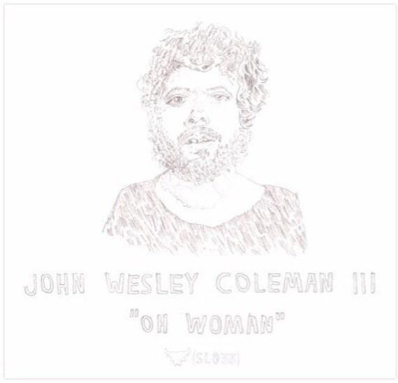 John Wesley Coleman III/Gary stewart - ramona/Oh woman 45T/7'USA