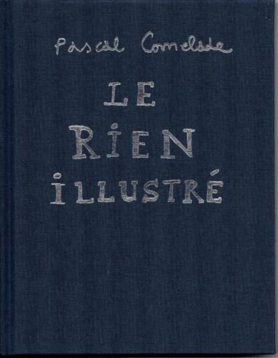 Pascal Comelade- Le rien Illustré- Livre /CD limité- Les fondeurs de briques