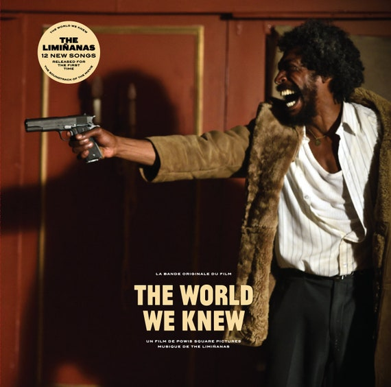 The Limiñanas - The world we knew LP- Limited edition Record store day 2021 Vinyl Soundtrack