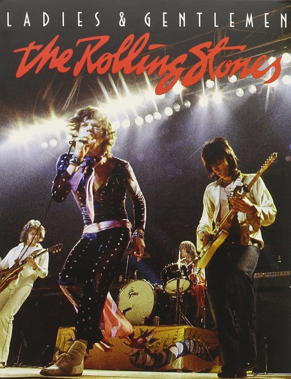 The Rolling Stones- Ladies and Gentlemen- Blue ray - all zone