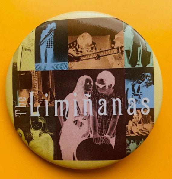 Badge-The Limiñanas-  56 mm