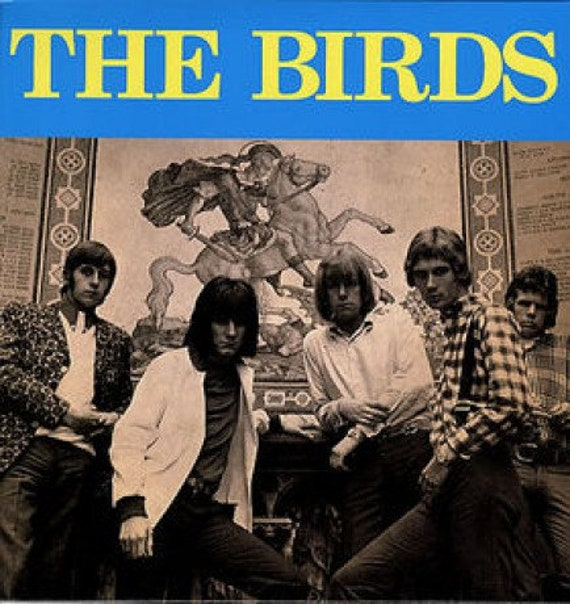 The Birds- The Birds- Album LP reedition